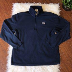 The North Face Blue Polartec  Fleece